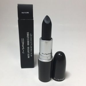NIB MAC Hautecore Matte AA3 100% Auth Lipstick